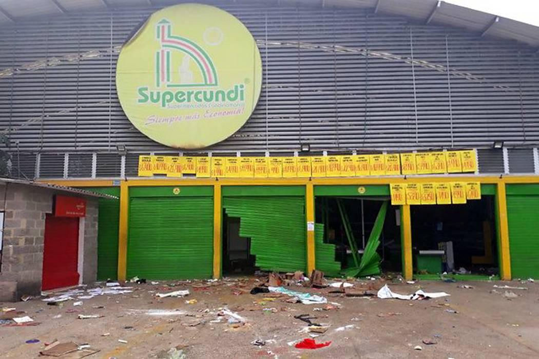 Farc afirman que no tienen relación con los supermercados Supercundi