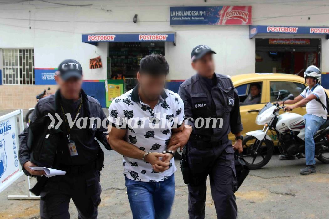 Cae uno de los presuntos autores del crimen de un modelo y su mamá en Bucaramanga