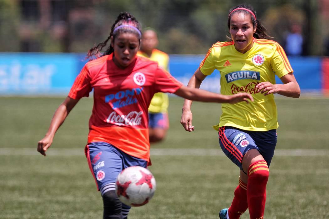 Colombia ya tiene rivales en la Copa América Femenina Chile 2018