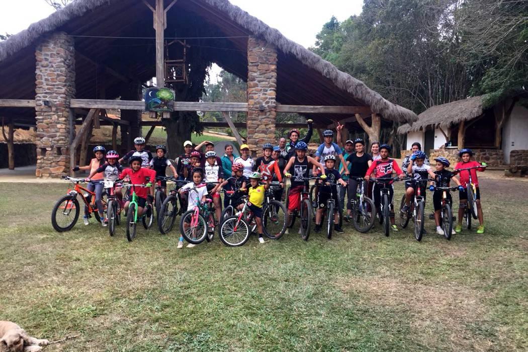 Escuela de Ciclismo busca patrocinadores