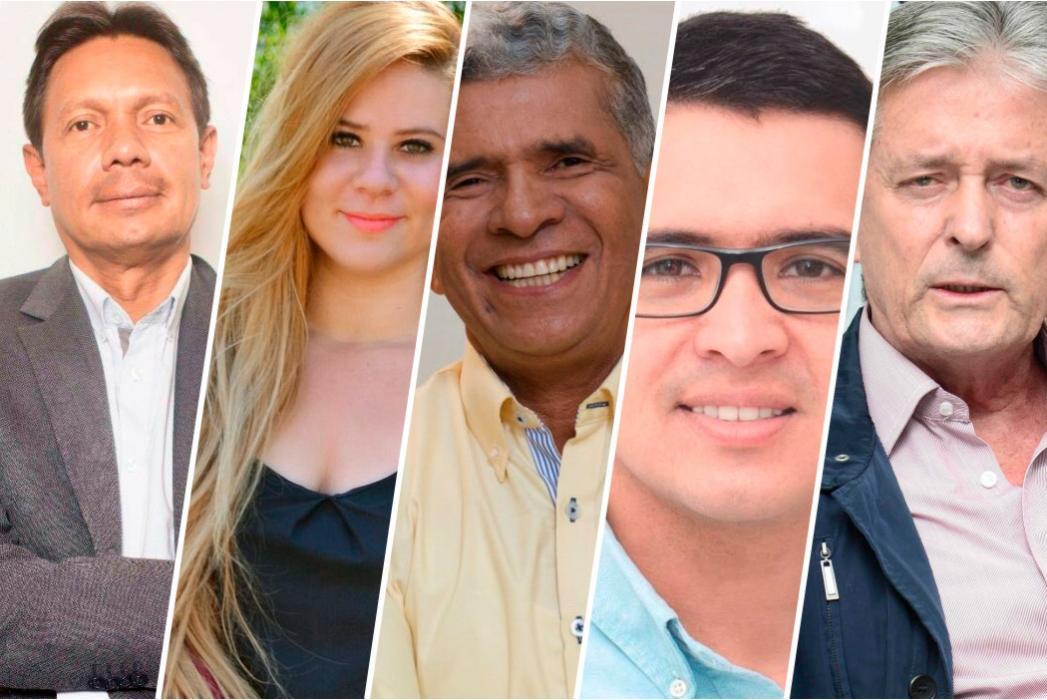 Conozca a los santandereanos al Congreso por la Alianza Alternativa