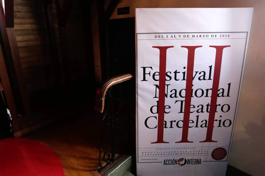 Vuelve el Festival de Teatro Carcelero