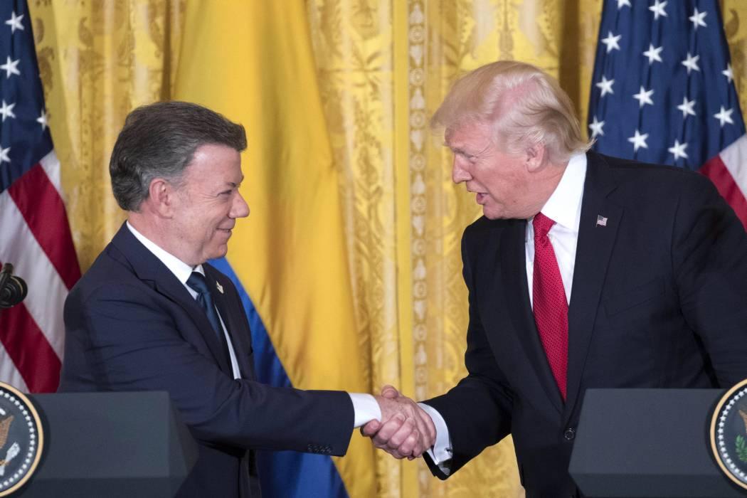 Presidente Trump visitará Colombia en abril luego de la Cumbre de las Américas