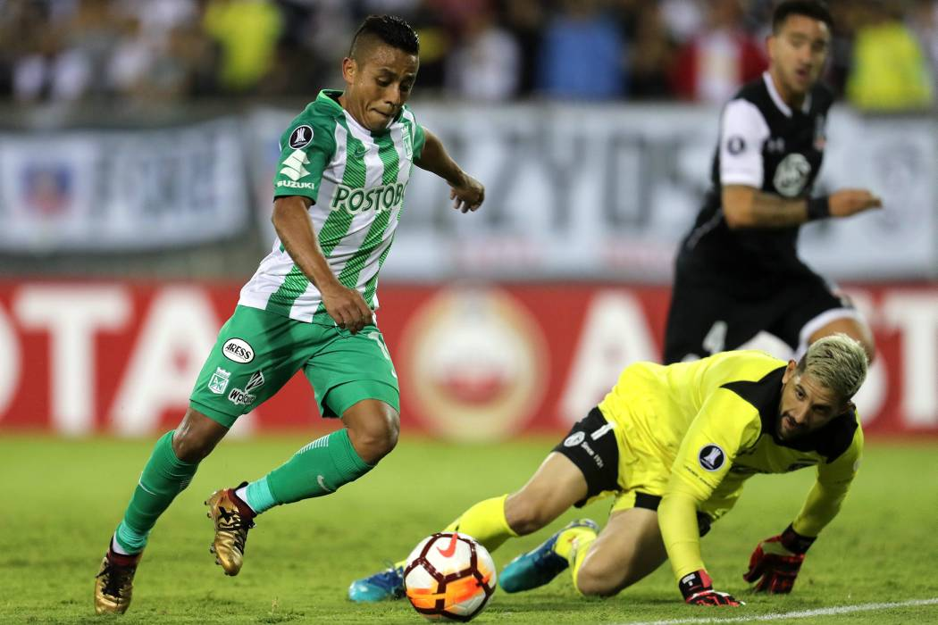 Nacional, a seguir ganando en la Copa Libertadores