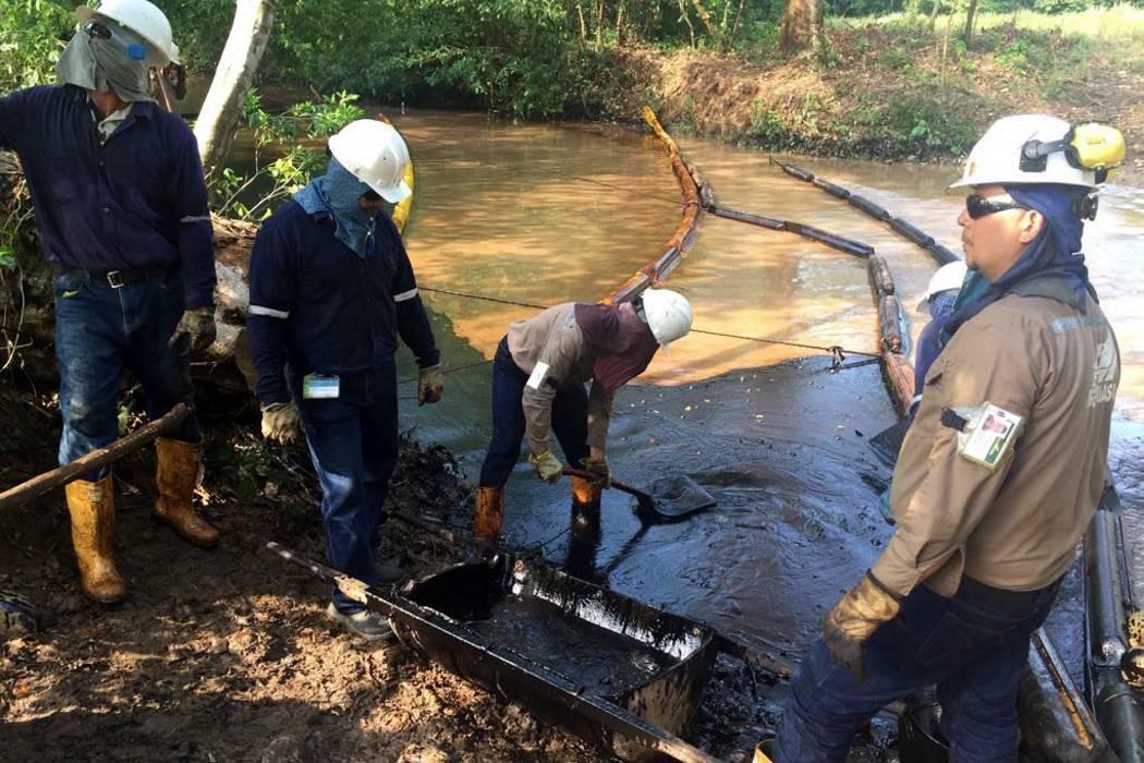 Ecopetrol trabaja en plan de contingencia en La Lizama