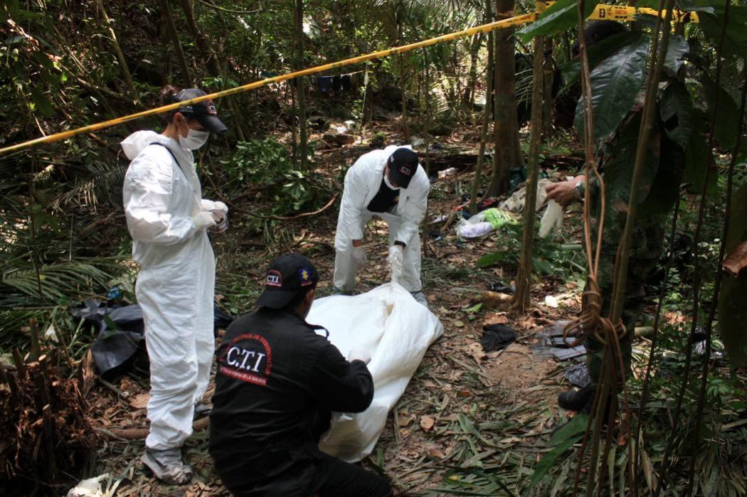 Ataque con fusiles en Antioquia dejó dos muertos
