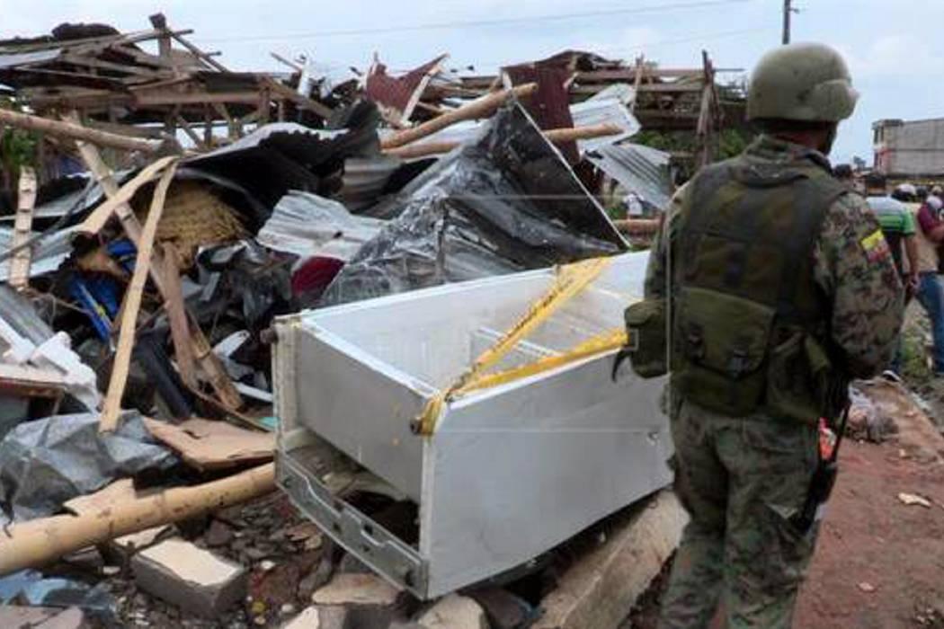 Tres militares ecuatorianos mueren en nuevo ataque en frontera con Colombia