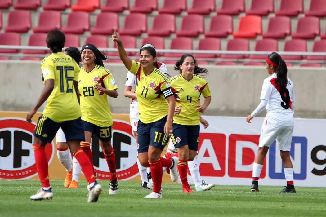 Colombia ya está en la fase final de la Copa América