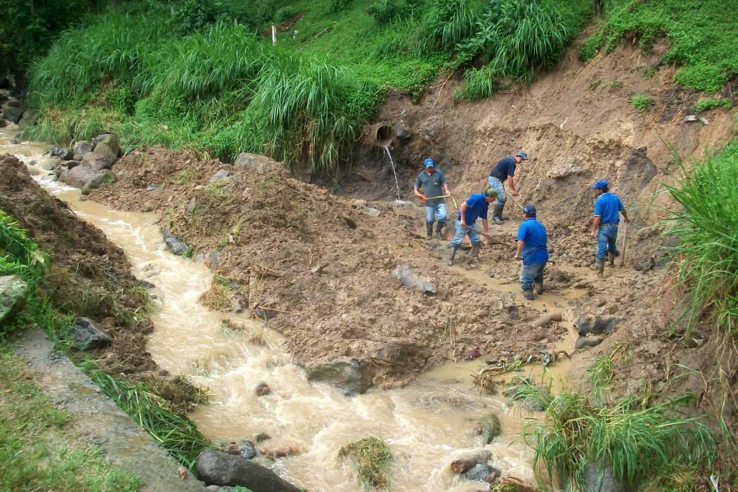 54 municipios de Santander tienen riesgo de desabastecimiento de agua por lluvias