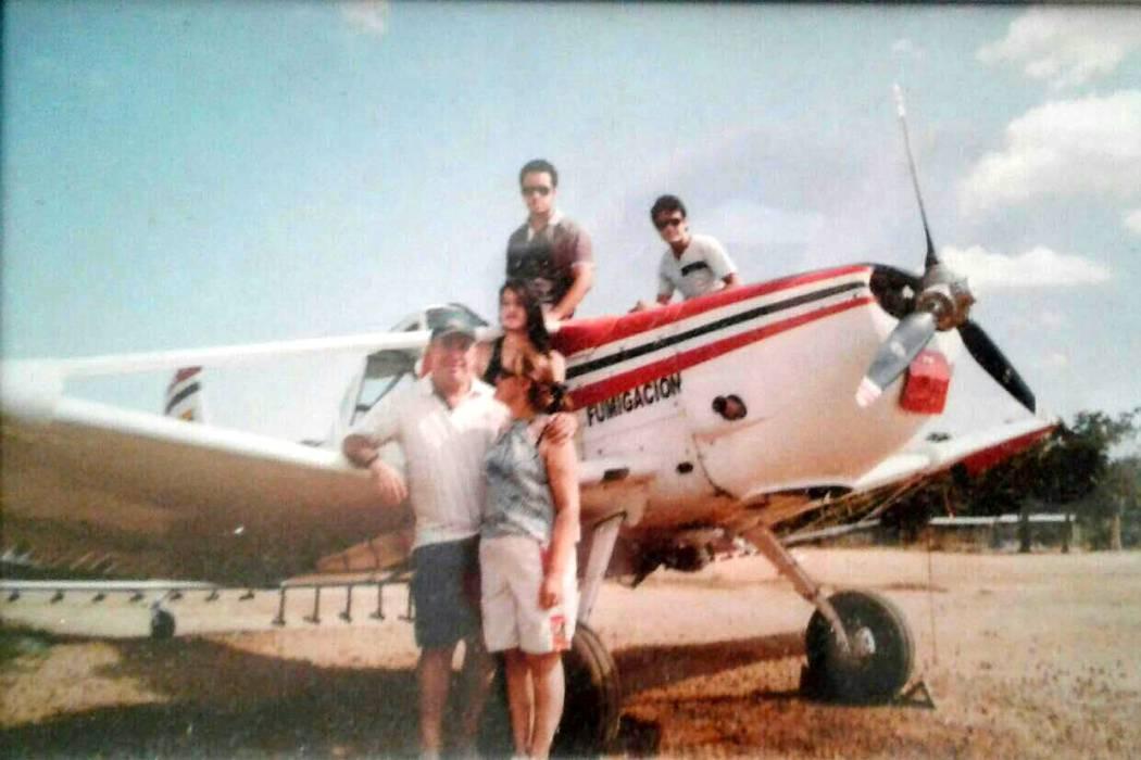 El drama de la familia del piloto santandereano desaparecido tras accidentarse en su avioneta