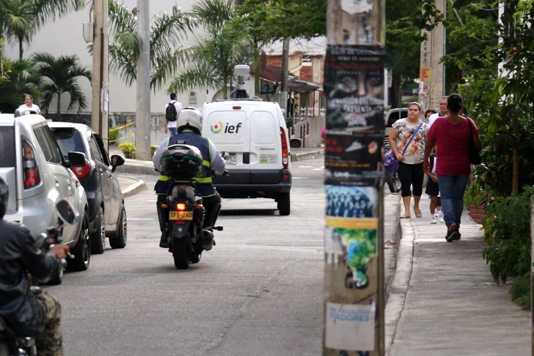 Aplazada audiencia por litigio de fotomultas en Floridablanca
