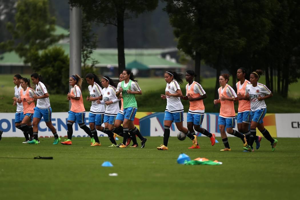 Ante Argentina, selección Colombia Femenina inicia la fase final de la Copa América