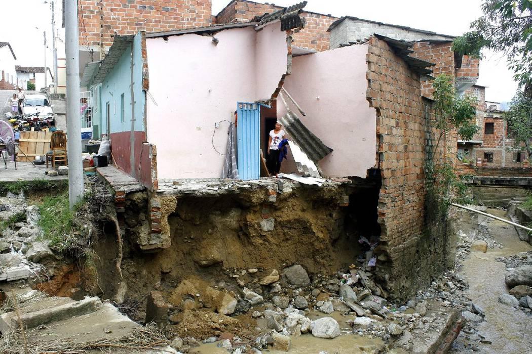 El 39% de la población de Santander vive en zonas de riesgo