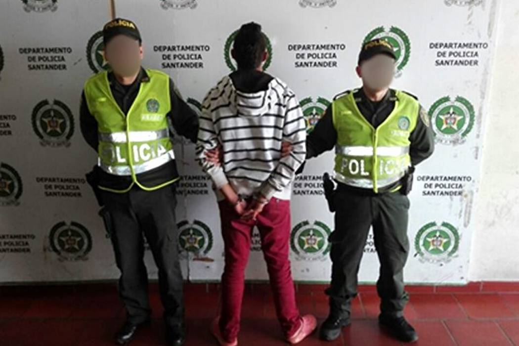 Capturados por delitos contra menores de edad