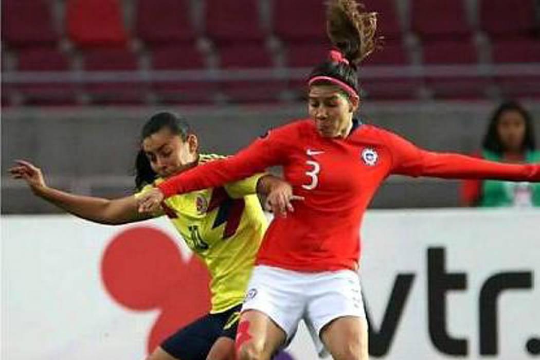 Colombia y Chile pierden opciones en la Copa América Femenina