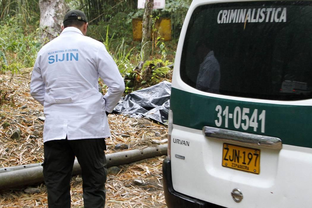 Hallan feto en el baño de un bus de transporte de pasajeros en Bucaramanga
