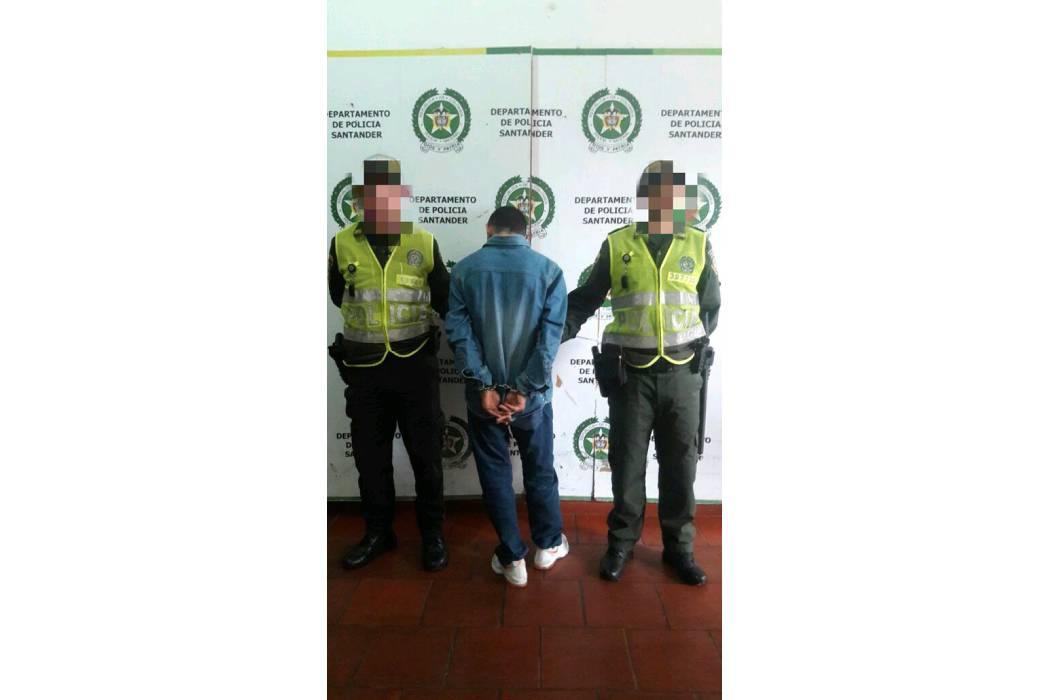 Cuatro hombres fueron capturados por la Policía