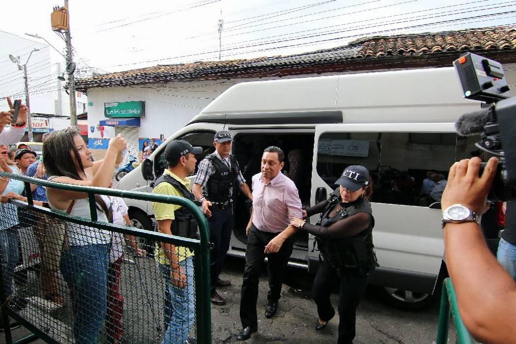 Se reinicia proceso penal contra exalcalde 'Lucho' Bohórquez