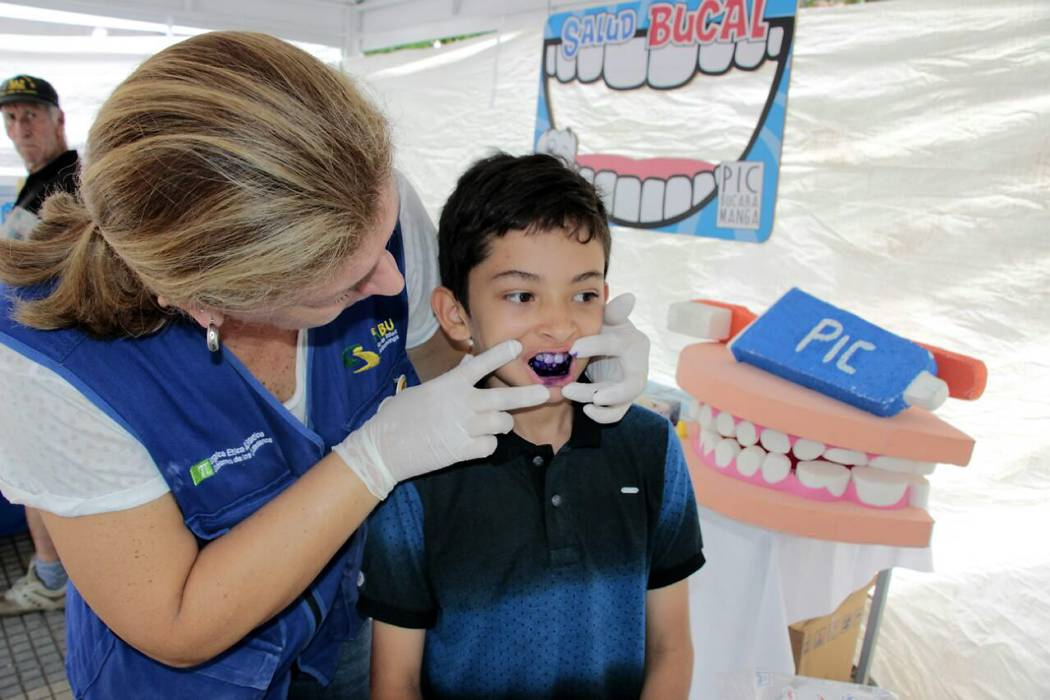 Feria de la salud recorre barrios de Bucaramanga
