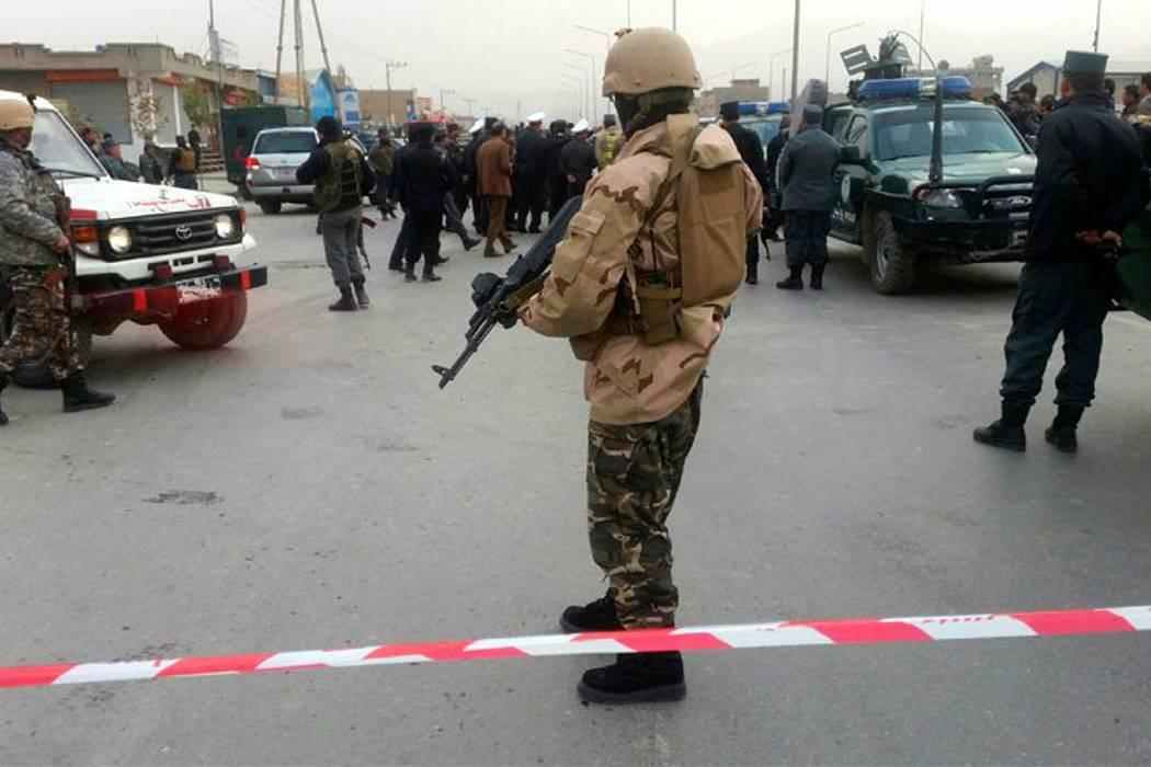 Abatidos insurgentes tras dos ataques en Kabul