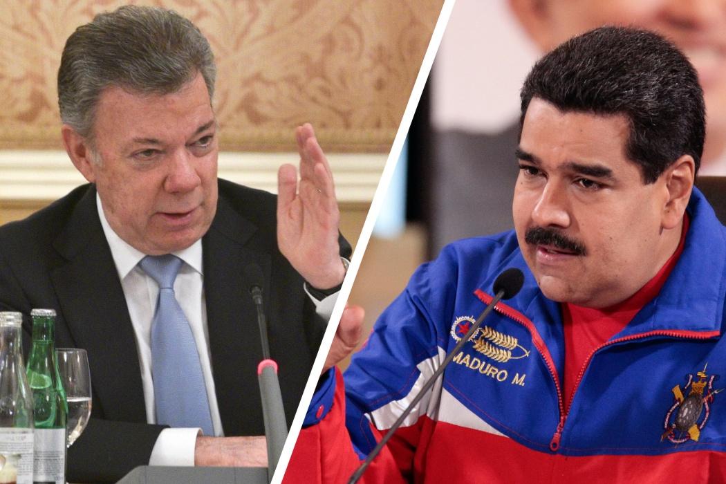 Presidente Santos reveló plan para 'trastear votos' organizado por Maduro