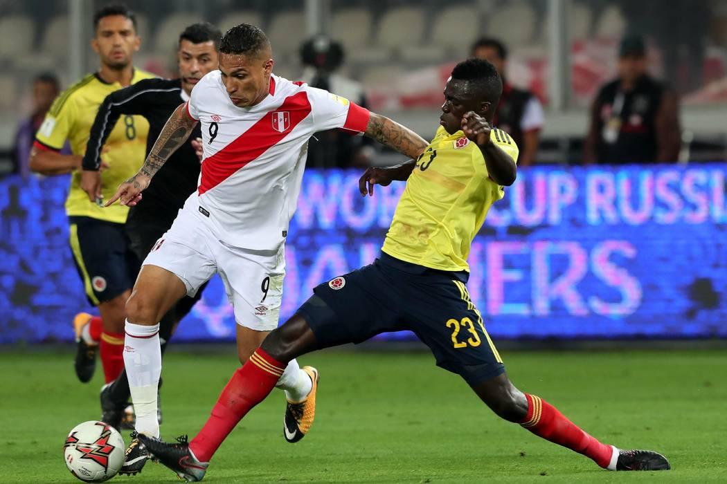 En incertidumbre terminó reunión entre presidente de Fifa y Paolo Guerrero