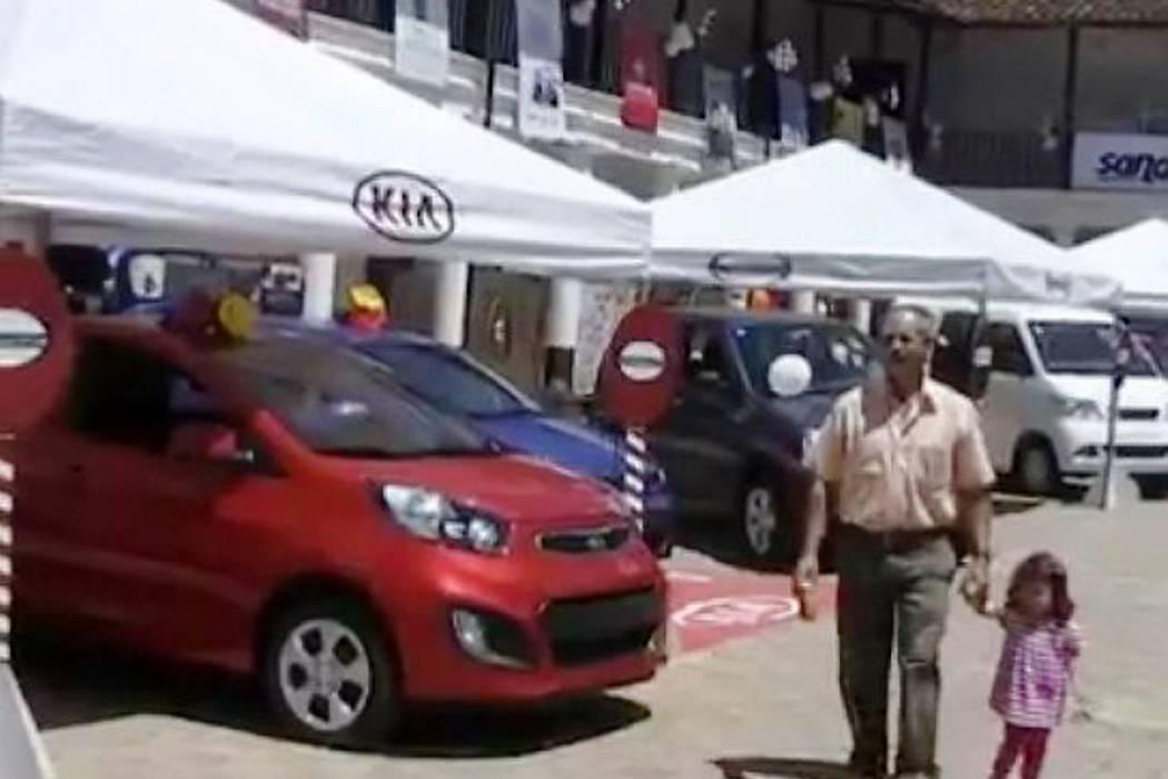 En 2017, Colombia vendió 652 vehículos nuevos cada día