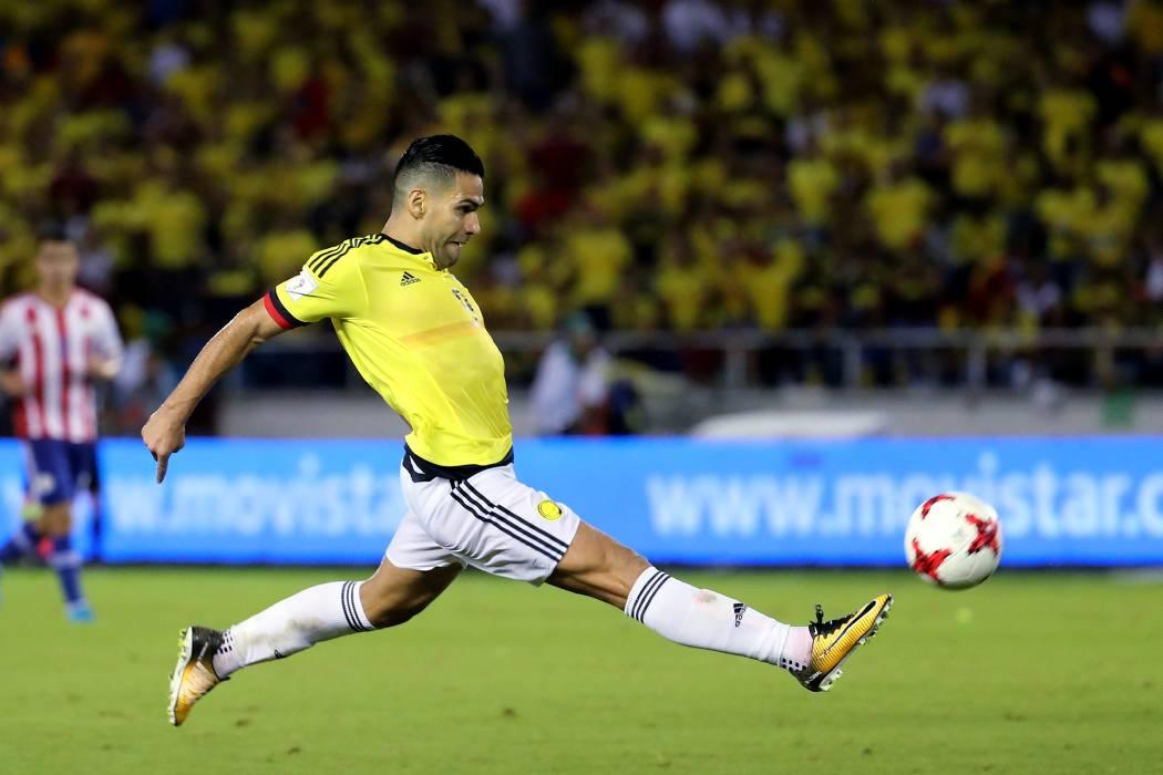 El presente de los cuatro delanteros de Colombia en el Mundial