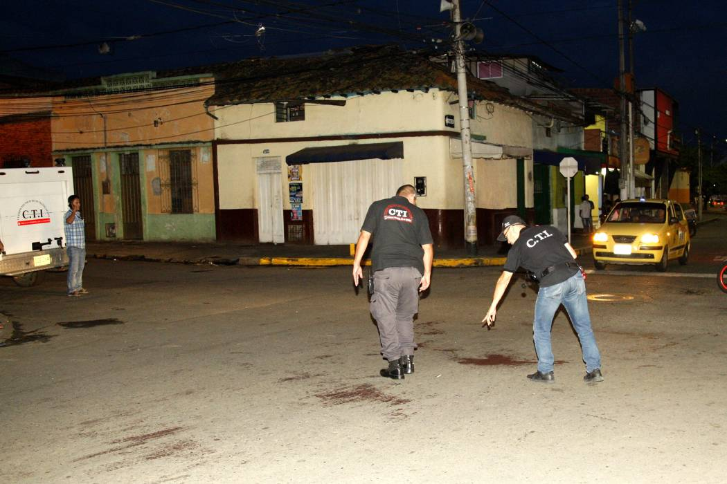 De varias puñaladas en el pecho, asesinan a hombre en Bucaramanga
