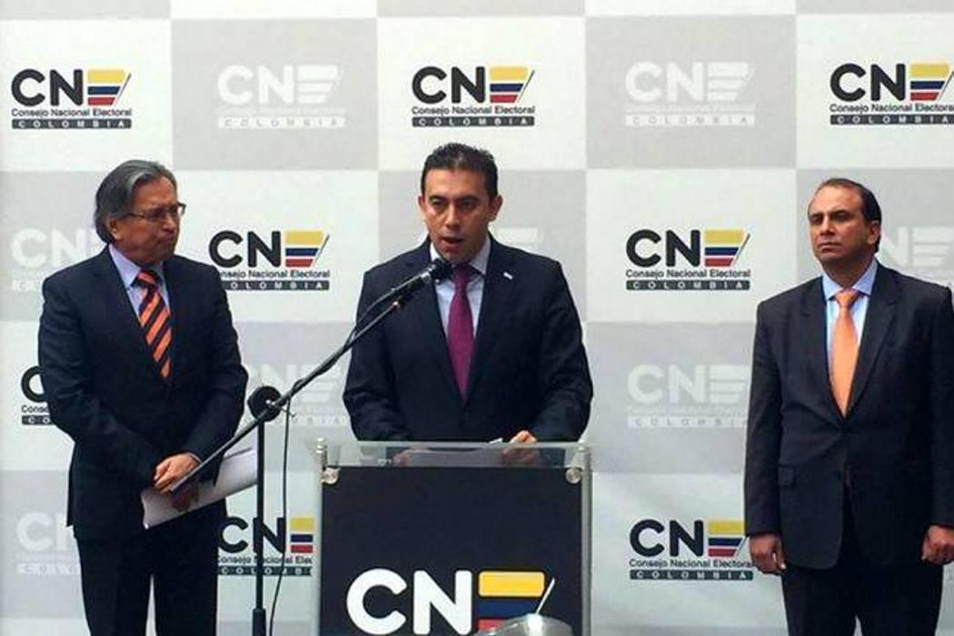 CNE definiría si hay debate antes del domingo