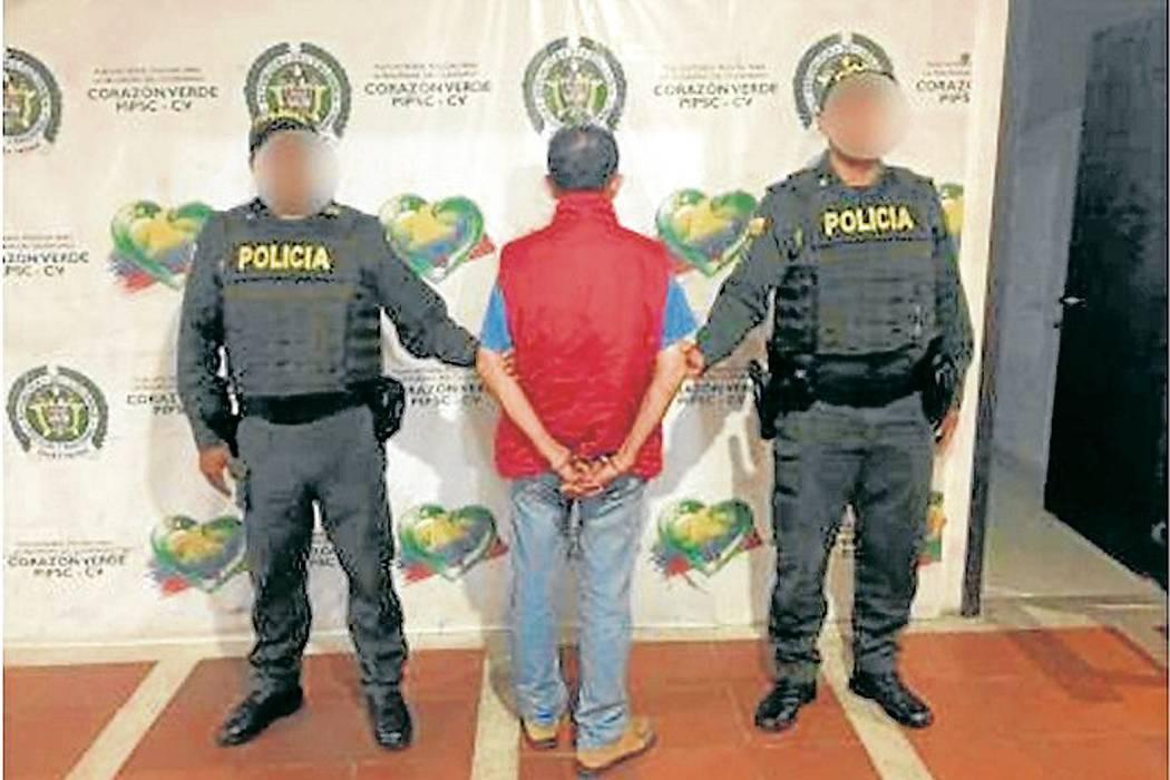 Capturados por órdenes judiciales