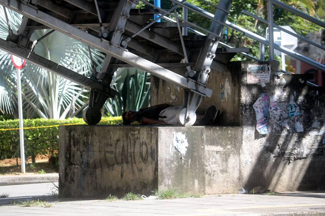 Hay 1.546 habitantes  de calle en Bucaramanga