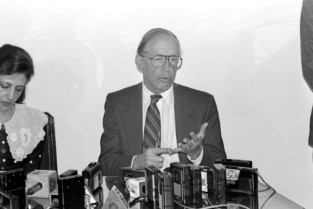 Falleció Gustavo De Greiff, primer Fiscal General de la Nación