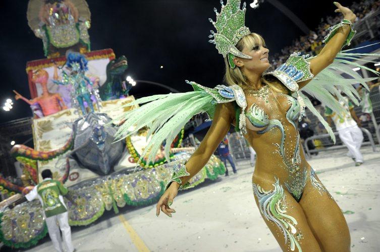 Garotas Carnaval De Rio