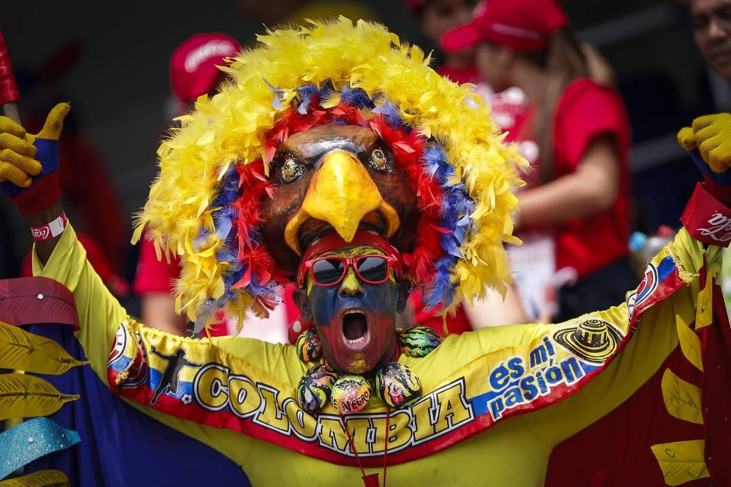 Así se preparan los colombianos para apoyar a la Selección Colombia contra Ecuador