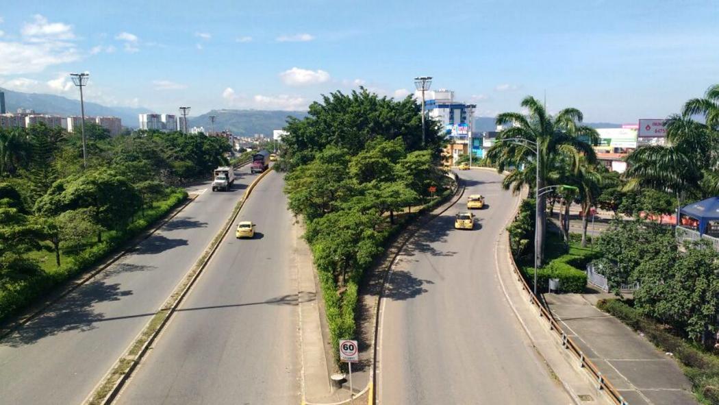 Imágenes del Día Sin Carro y Sin Moto en Bucaramanga y el área
