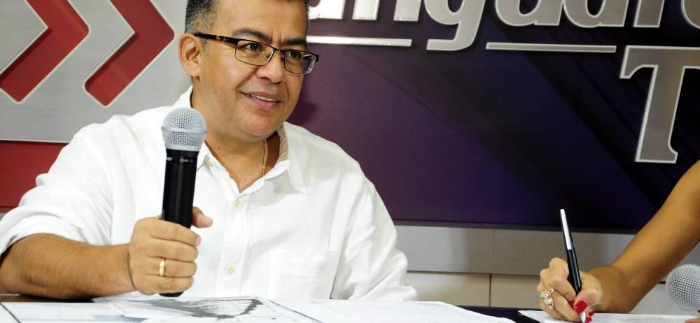 Miller Salas Rondón, director de Tránsito de Bucaramanga.