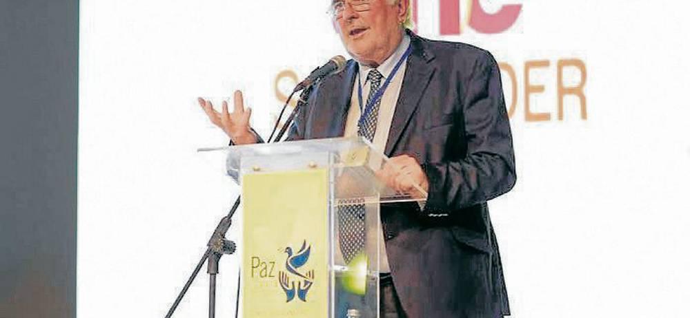 Patrick Colgan, vocero en el proceso de paz en Irlanda del Norte, ve con buenos ojos las negociaciones del gobierno colombiano con las Farc y auguró uns victoria en el plebiscito.