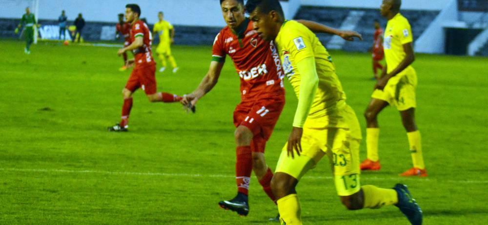 Atlético Bucaramanga, con cuatro puntos de 24 posibles en la Liga Águila, recibe esta tarde a Patriotas, con la necesidad de ganar para tomar un respiro en el promedio del descenso.