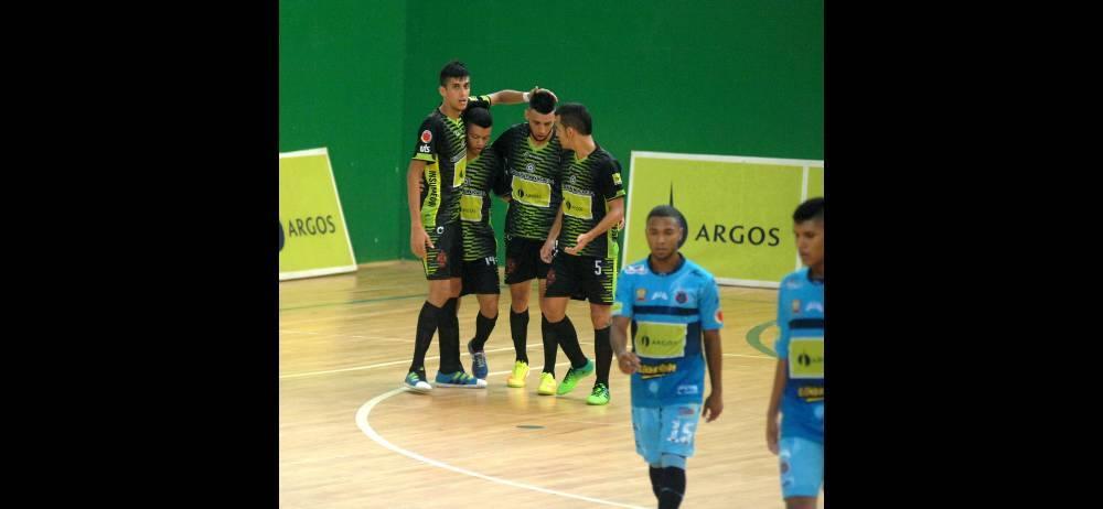 Real Bucaramanga espera trasladar hoy a Cúcuta el juego que lo llevó a golear en la jornada pasada a Deportivo Cóndor cuando afronte la fecha 6 de la Liga Argos de Futsal.