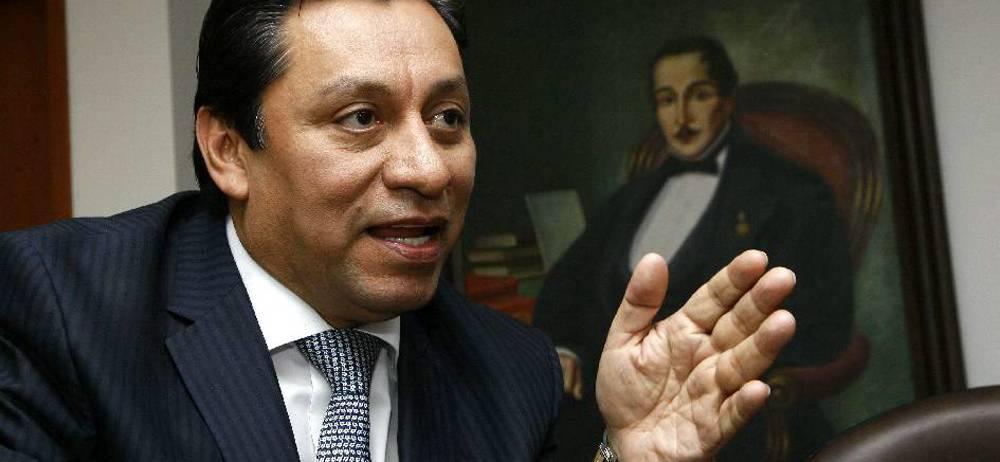 Fiscalía capturó al exalcalde Luis Francisco Bohórquez