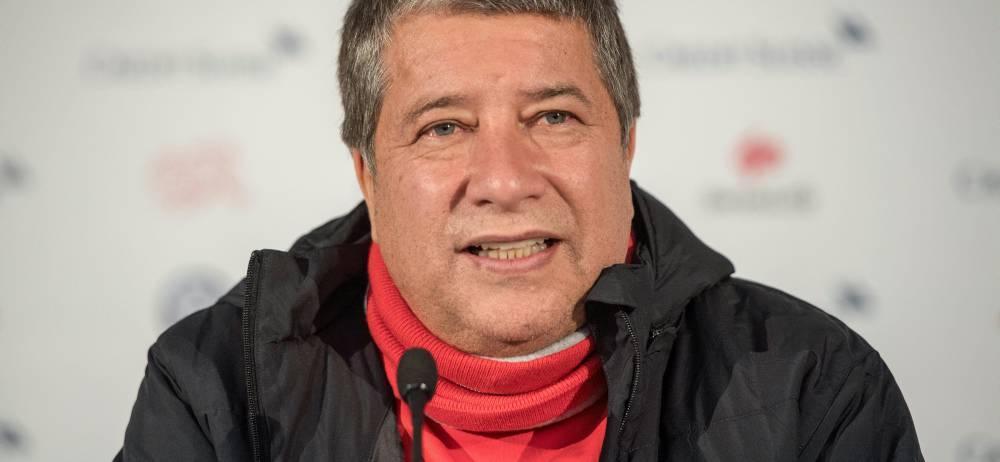 El técnico colombiano quedará en la historia del fútbol de Panamá al clasificarla por primera vez a un Mundial.