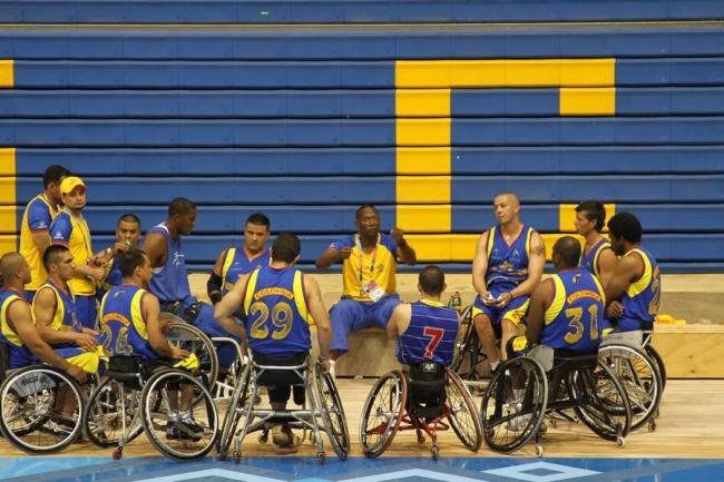 Suministradas Comité Paralímpico Colombiano