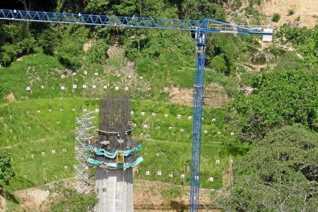 Bucaramanga - Megaobras en construcción