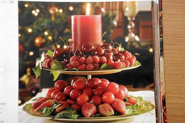 y no puede olvidar la decoracin de la mesa donde se sentarn todos a disfrutar la cena de nochebuena conozca algunas para decorar
