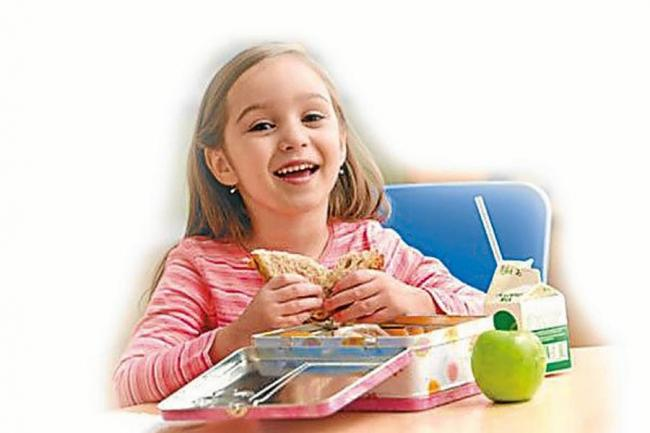 lonchera saludable para tus hijos