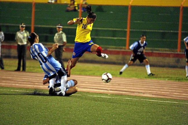 Colombia Sub 20 Hoy: Colombia Y Yoreli Se Estrenan Ante Argentina