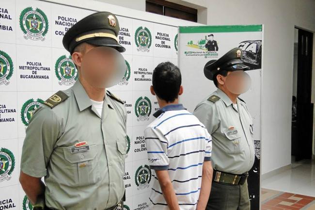 Suministradas Policía Metropolitana