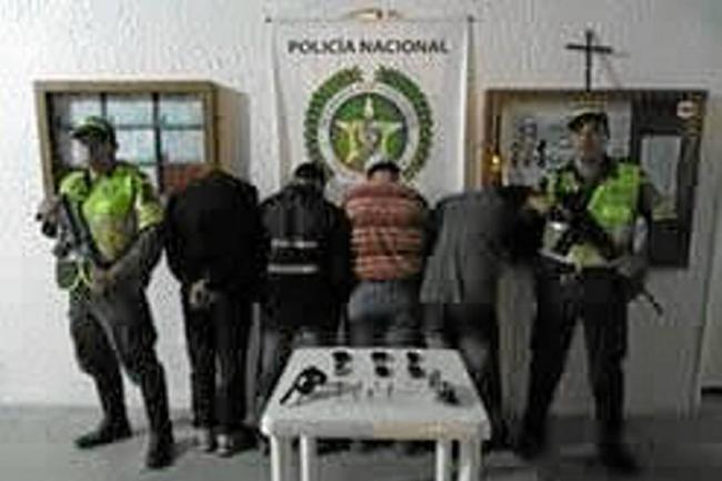 Suministradas Policía Nacional