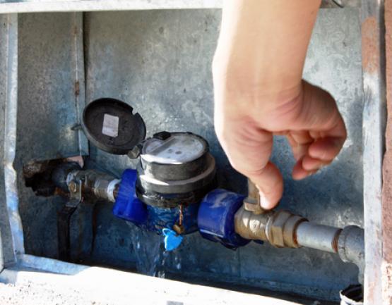 Por qu tengo que pagar el cambio de medidor de agua - Medidor de agua ...